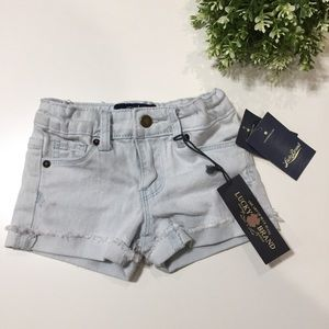 Lucky Brand Toddler shorts 2T